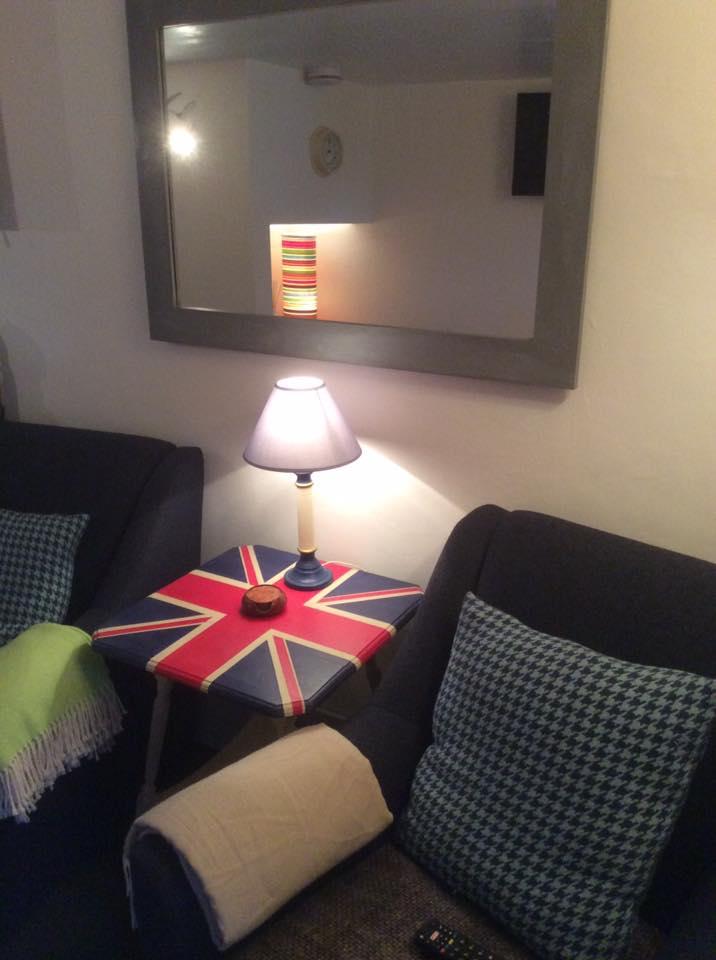 The Den Living Room