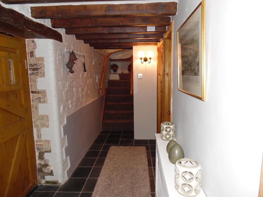 Primrose Cottage Hallway